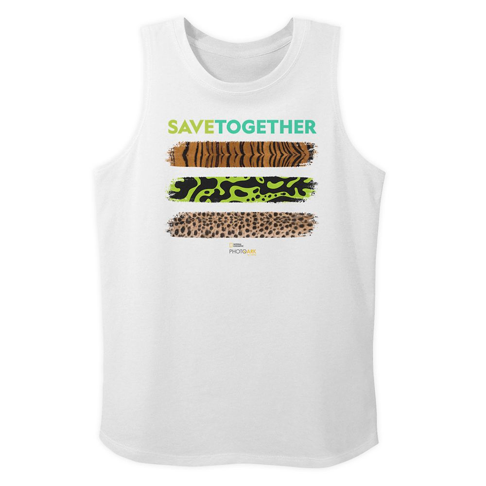 National Geographic Animal Print Tank Top for Girls