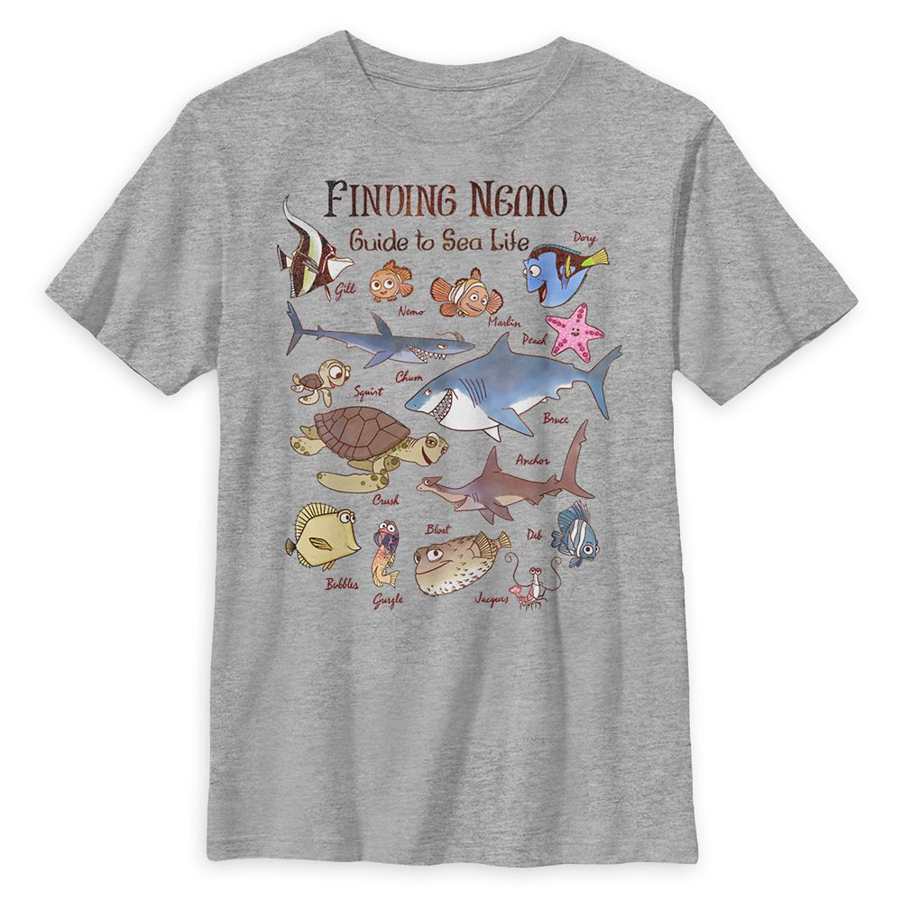 Finding Nemo T-Shirt for Boys