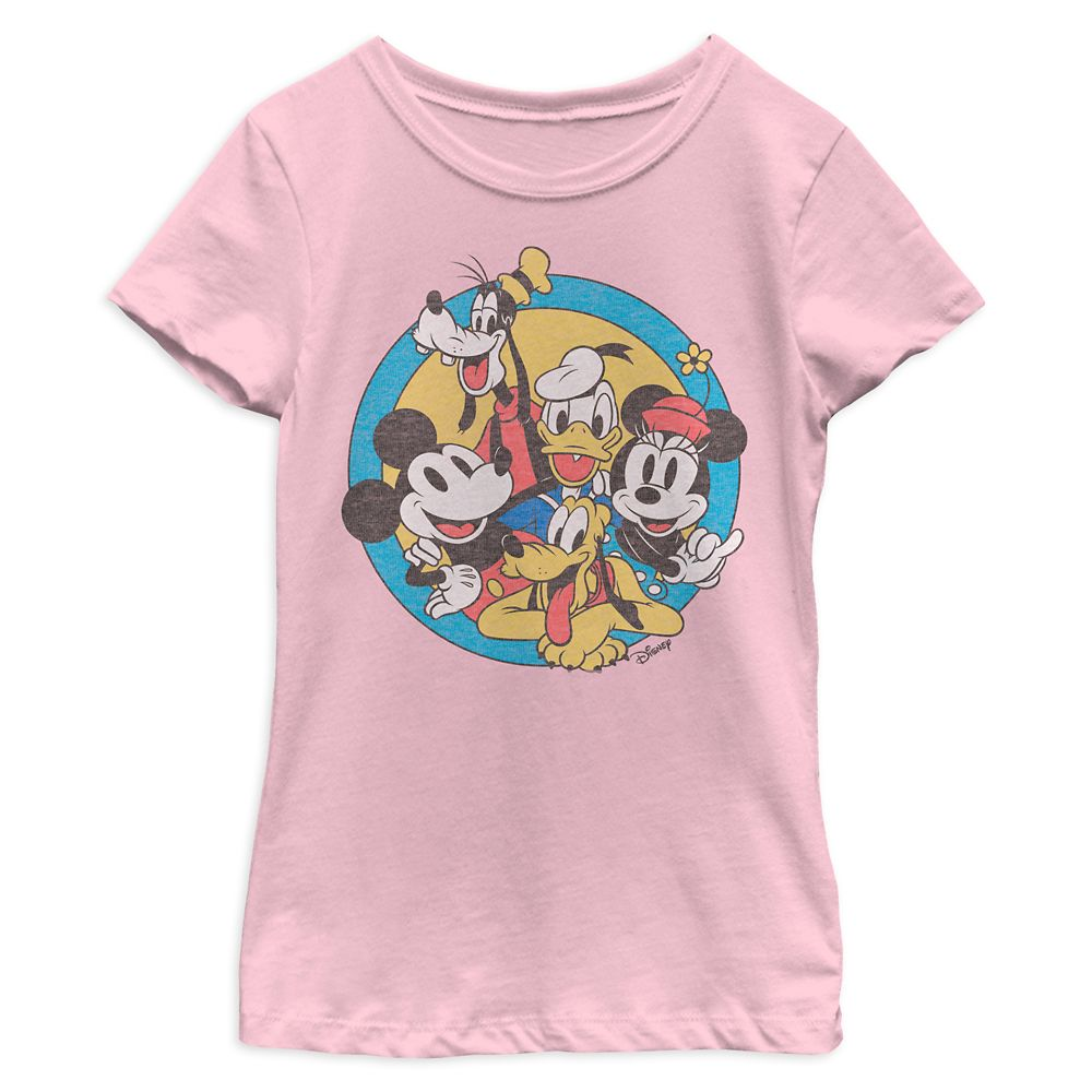 Mickey Mouse and Friends T-Shirt for Girls