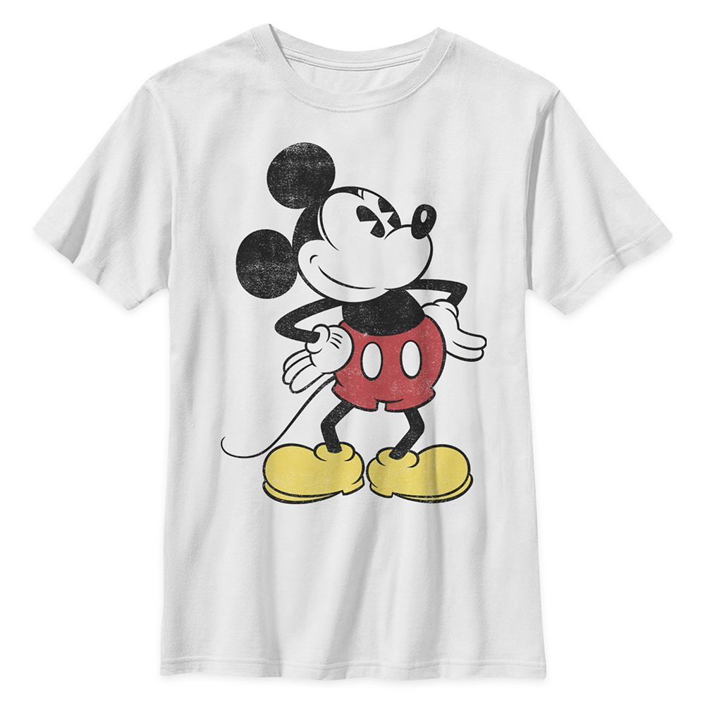 Mickey Mouse Classic T-Shirt for Kids