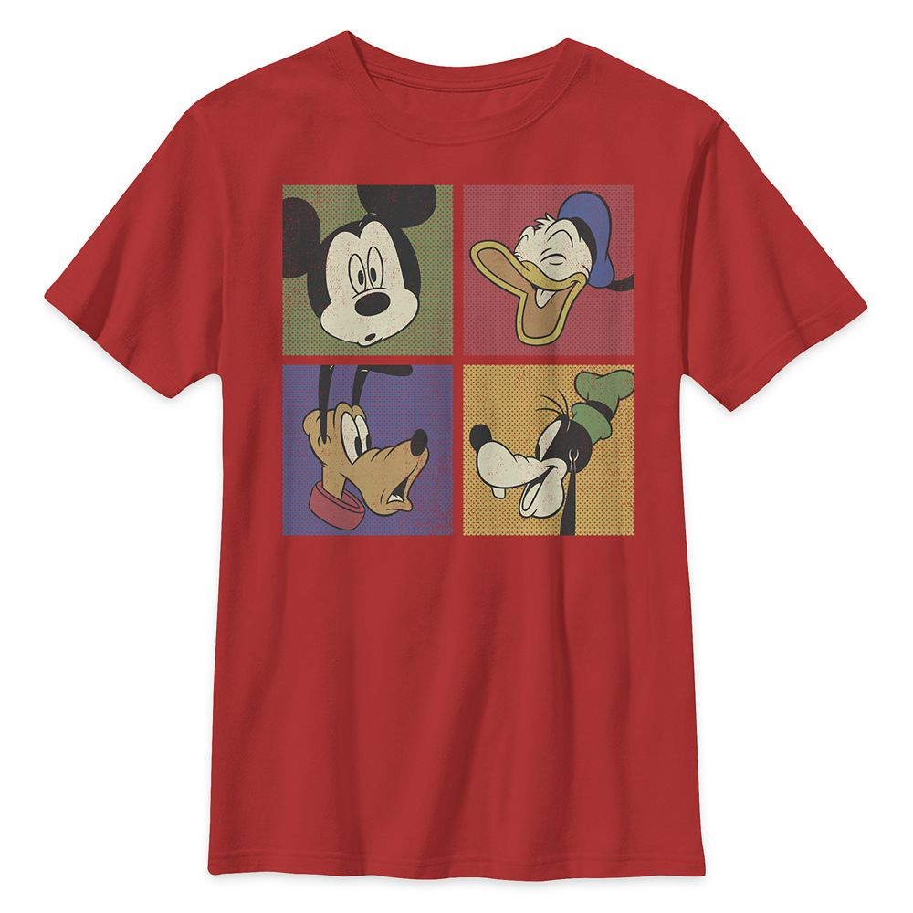 Mickey Mouse and Friends T-Shirt for Kids