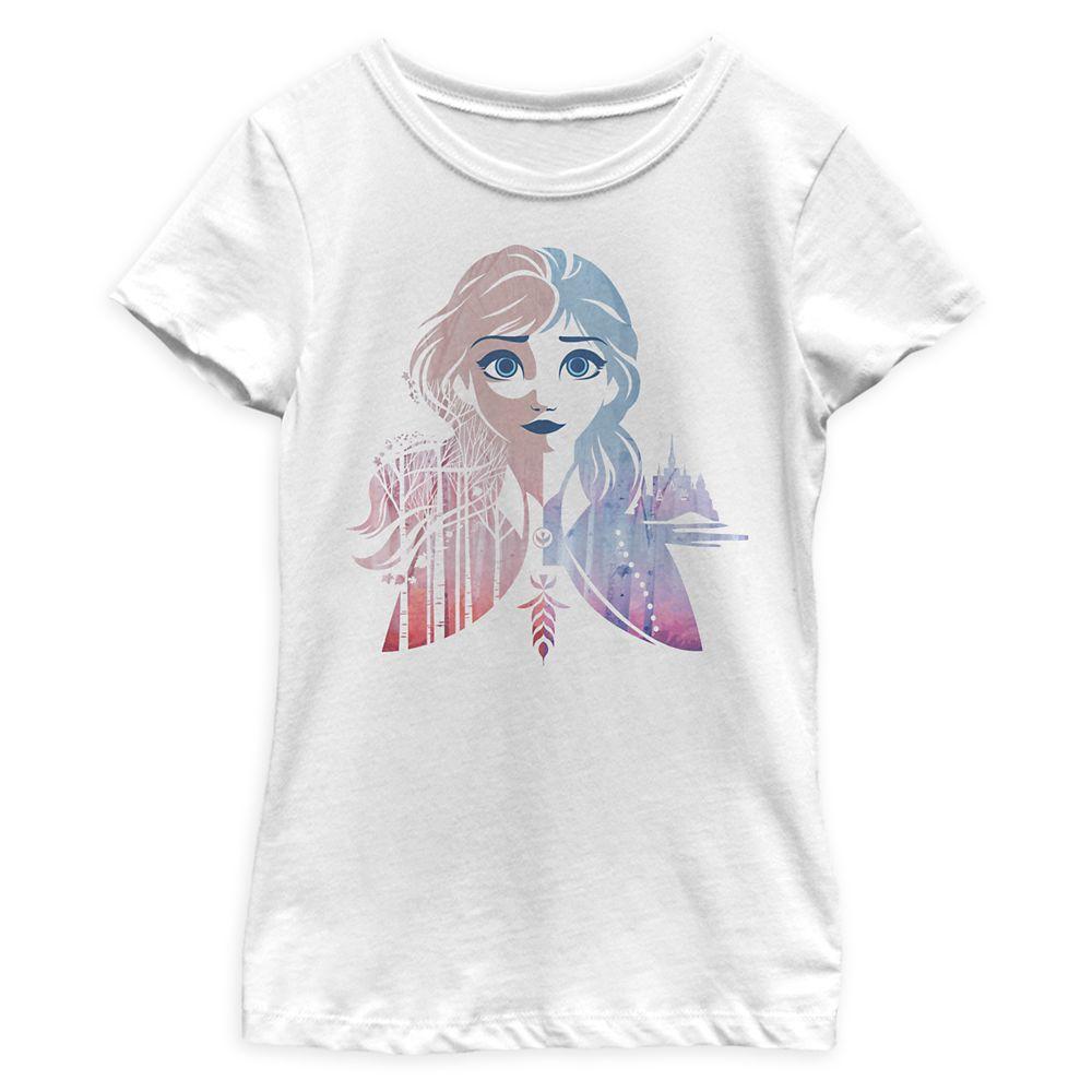 Anna T-Shirt for Girls – Frozen 2