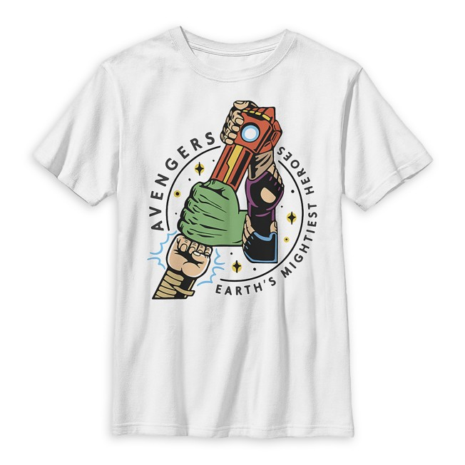 Avengers ''Earth's Mightiest Heroes'' T-Shirt for Kids
