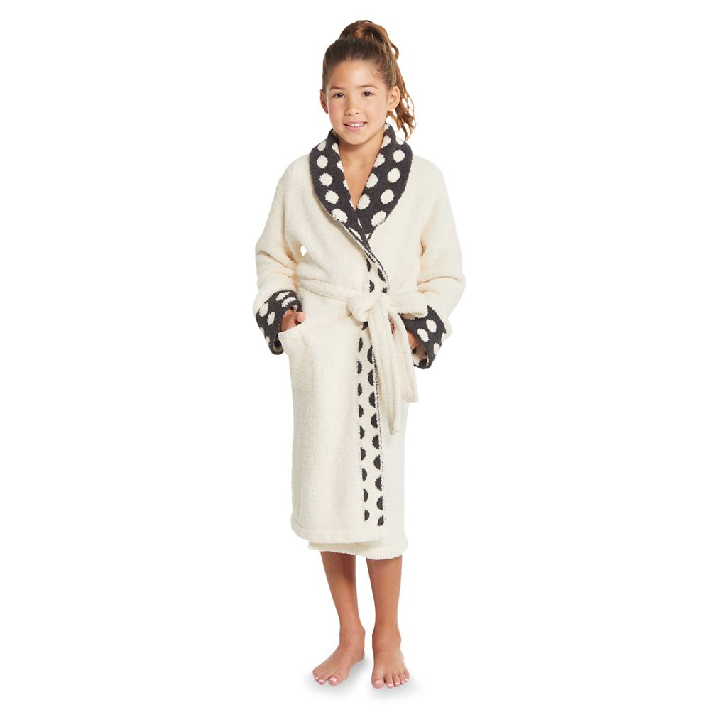 Minnie Mouse Robe For Tweens By Barefoot Dreams Shopdisney