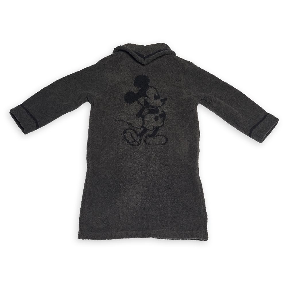 Mickey Mouse Zip Robe for Kids by Barefoot Dreams