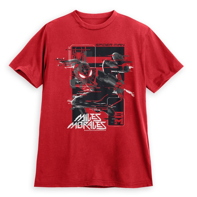 Spider-Man: Miles Morales T-Shirt for Boys