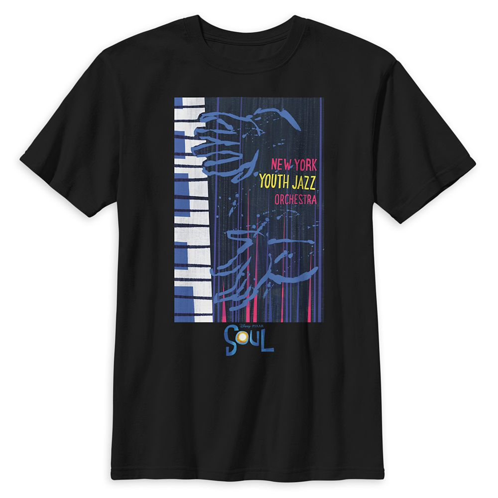 New York Youth Jazz Orchestra Logo T-Shirt for Kids – Soul