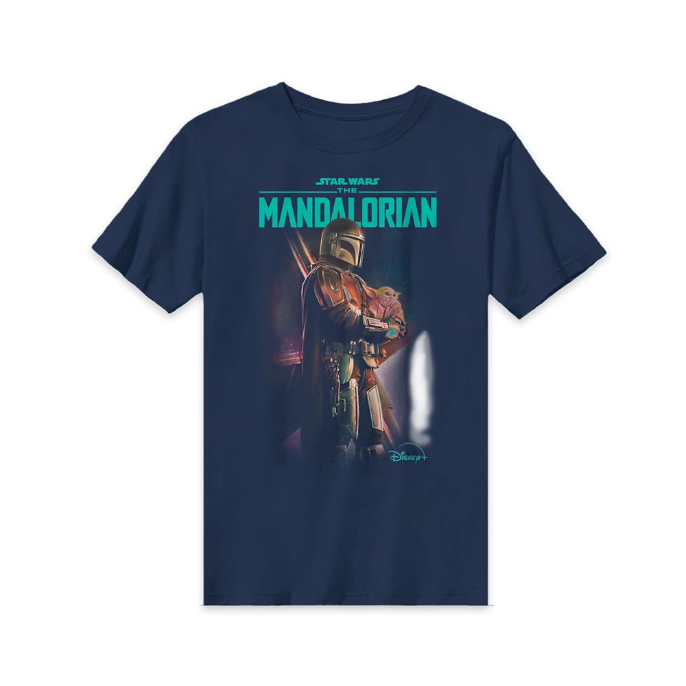 The Mandalorian and the Child T-Shirt for Kids – Star Wars: The Mandalorian