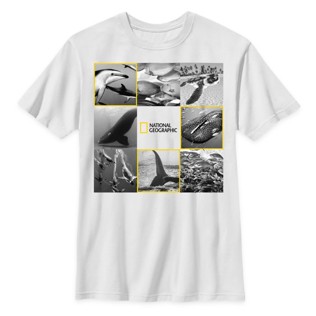 National Geographic Sea Life T-Shirt for Kids