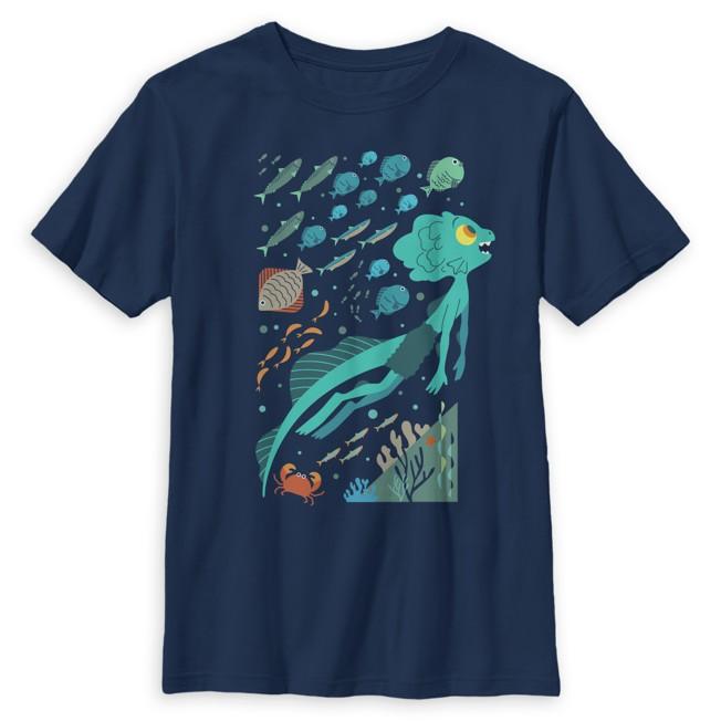 Luca Sea Monster T-Shirt for Kids