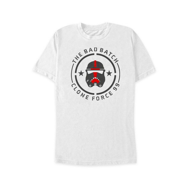 Star Wars: The Bad Batch Badge T-Shirt for Kids