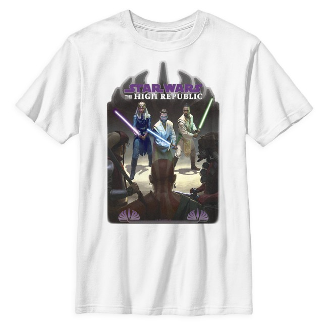 Star Wars The High Republic: The Rising Storm T-Shirt for Kids