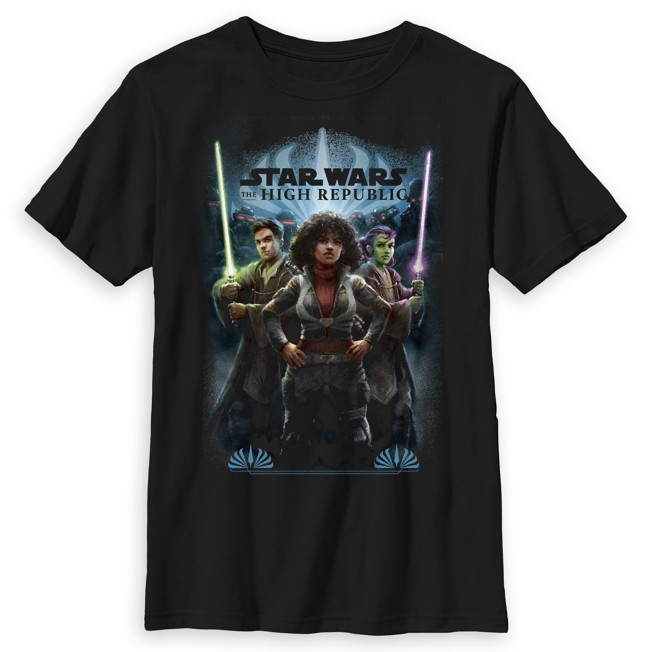 Star Wars The High Republic: Out of the Shadows T-Shirt for Kids
