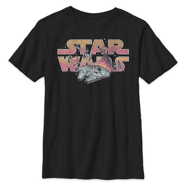 Millennium Falcon T-Shirt for Youth – Star Wars