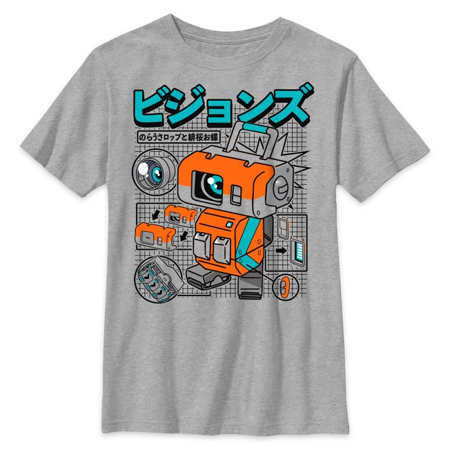 Star Wars: Visions T-Shirt for Kids – Lop and Ochō