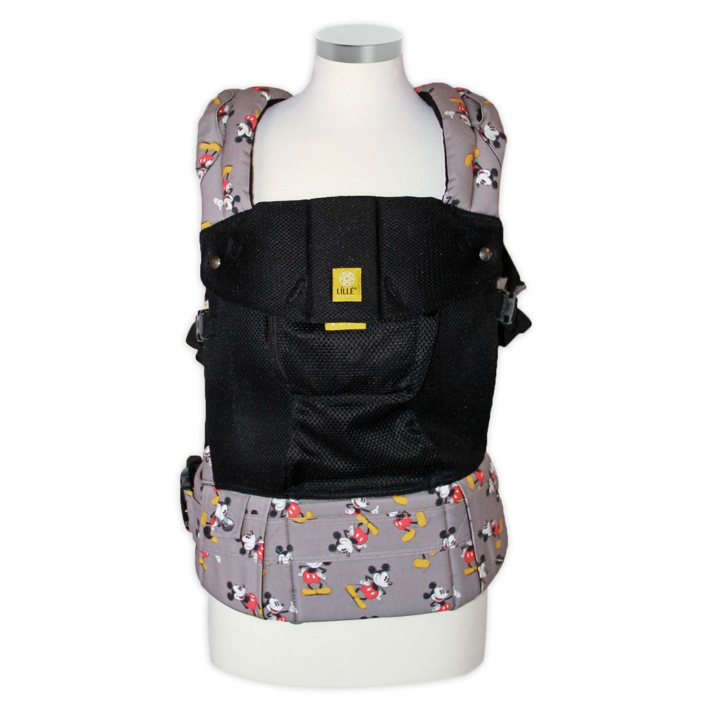 Mickey Mouse Complete Airflow Baby Carrier by LÍLLÉbaby