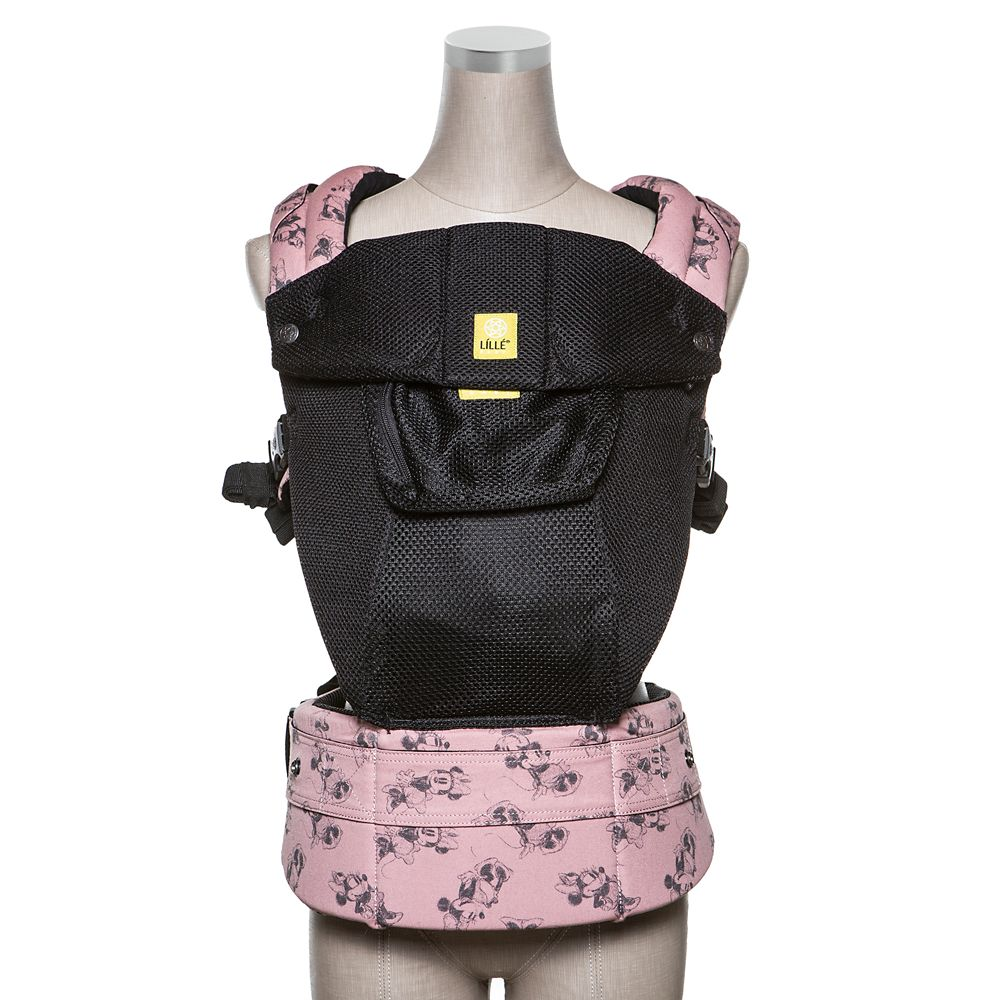 Minnie Mouse Complete Airflow Baby Carrier by LÍLLÉbaby