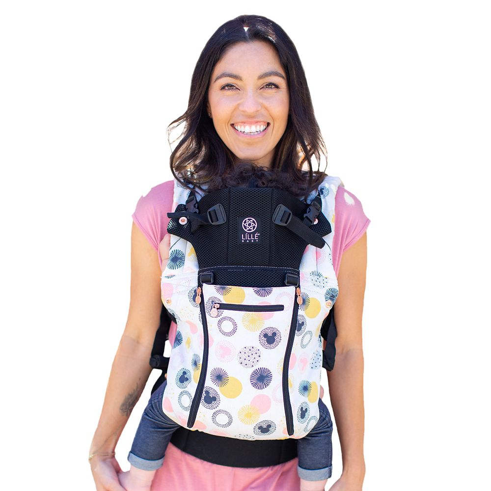 Mickey Mouse Jubilee Complete All Seasons Baby Carrier by LÍLLÉbaby