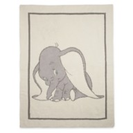 Dumbo Stroller Blanket by Barefoot Dreams