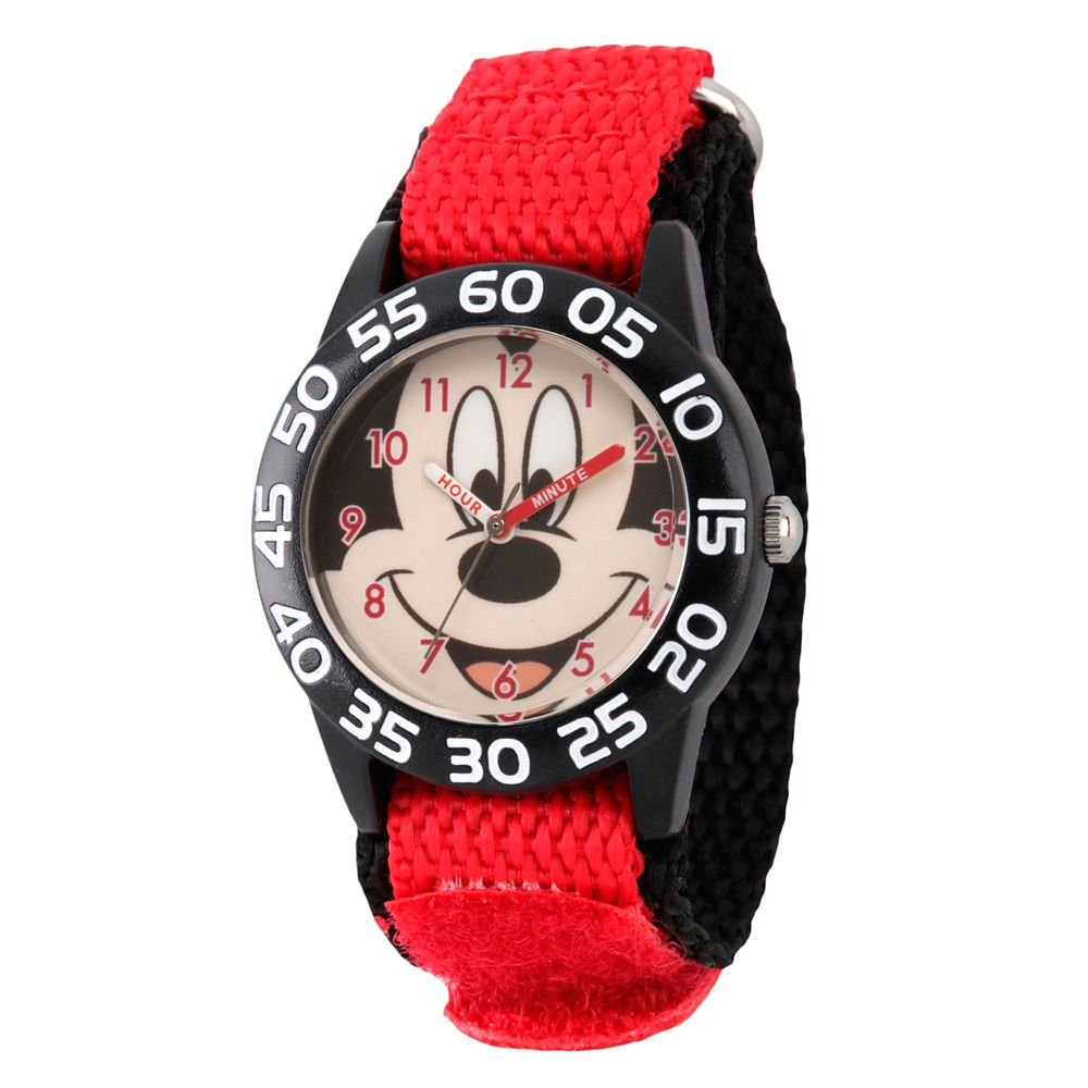 Mickey Mouse Time Teacher Watch – Kids