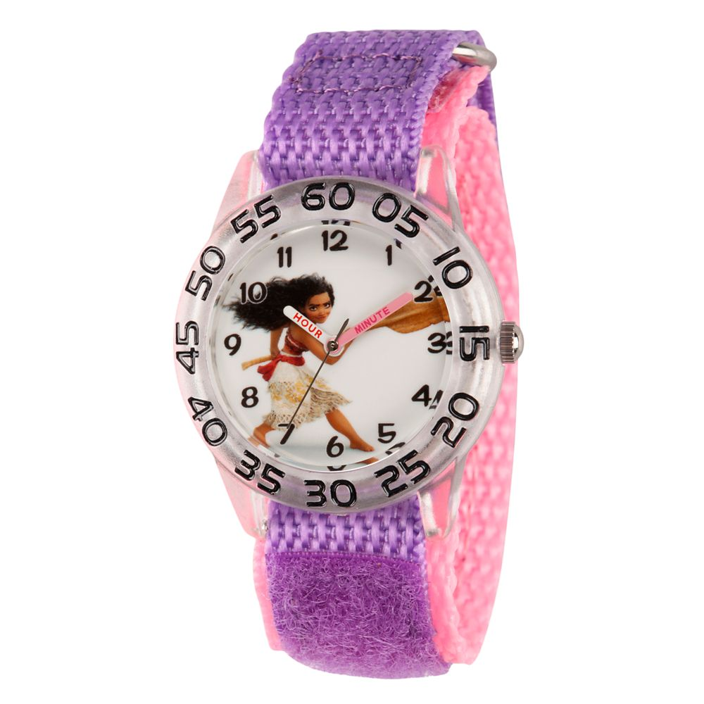 Moana Time Teacher Watch – Kids