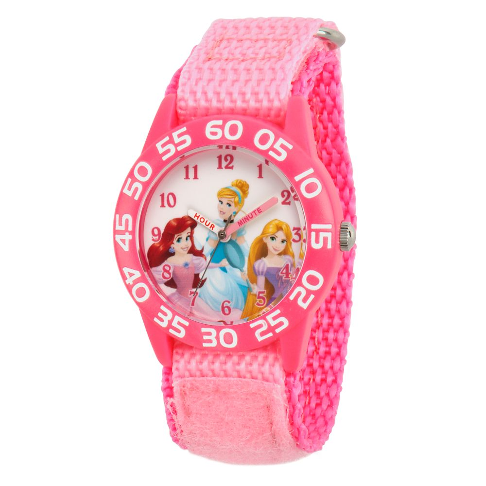Disney Princess Time Teacher Watch – Kids