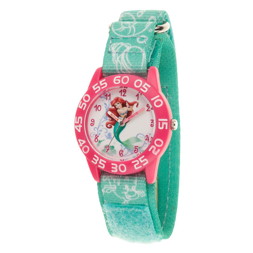 Ariel Time Teacher Watch  Kids Official shopDisney