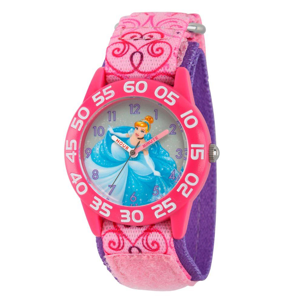 Cinderella Time Teacher Watch – Kids