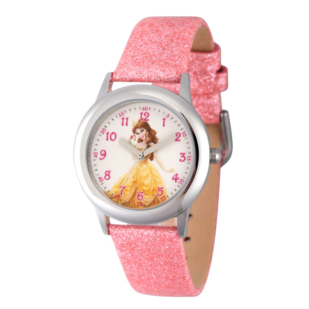 Belle Glitter Time Teacher Watch – Kids