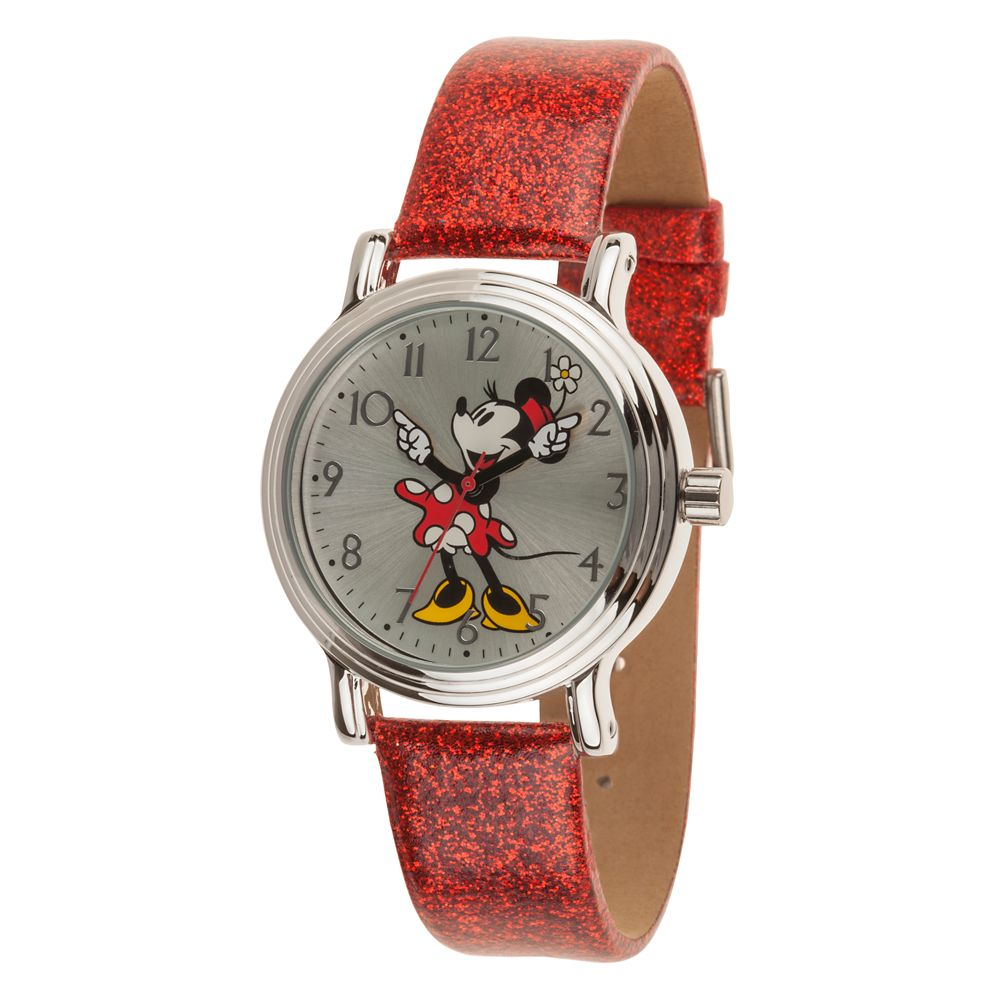Classic Minnie Mouse Watch – Adults