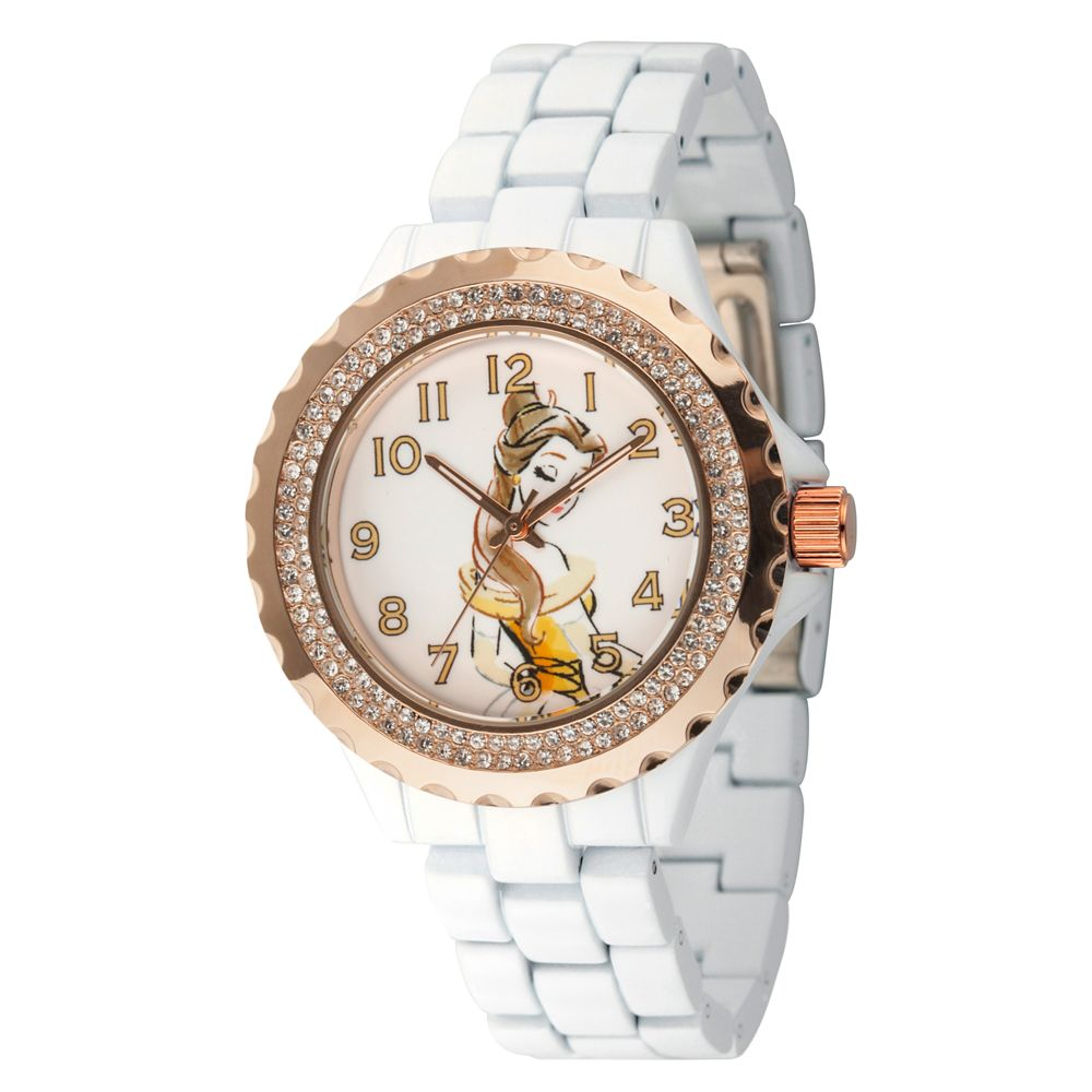 Belle Rhinestone Watch – Women