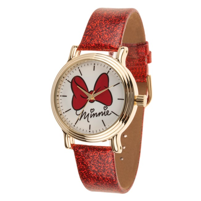 Minnie Mouse Bow Watch – Adults