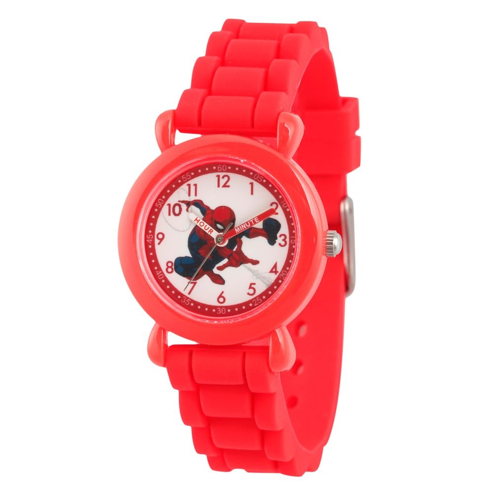 Spider-Man Time Teacher Watch – Kids
