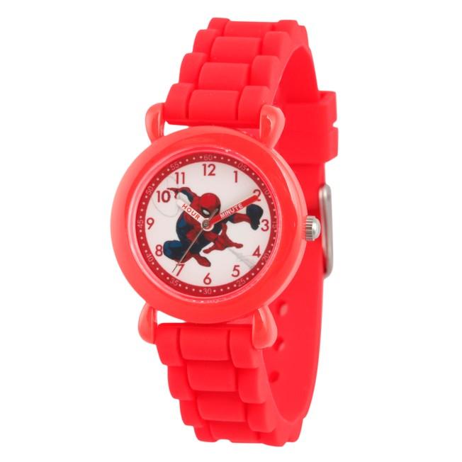 Spider-Man Time Teacher Watch – Kids