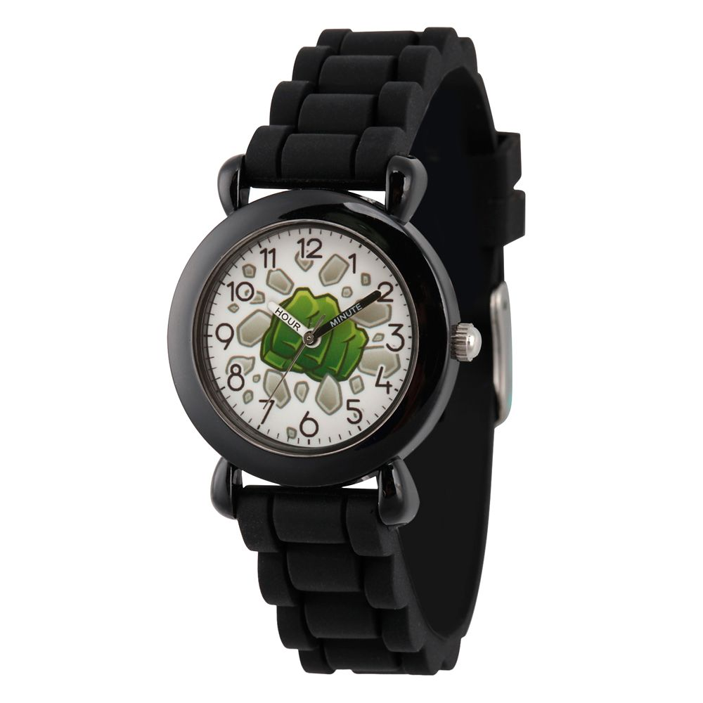 Hulk Time Teacher Watch – Kids