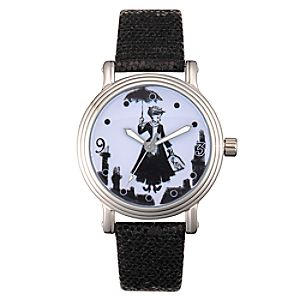 Mary Poppins Watch for Women - Black