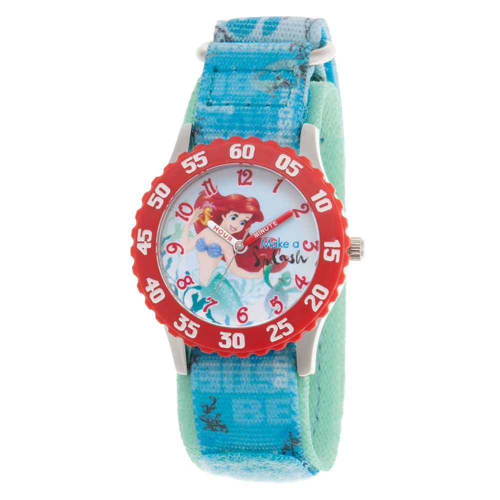 Ariel Time Teacher Watch for Kids Official shopDisney