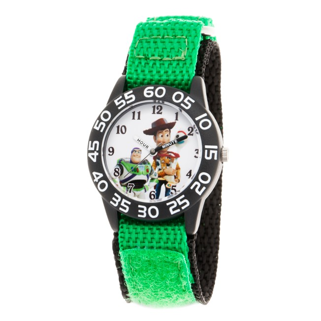 Toy Story 4 Time Teacher Watch for Kids