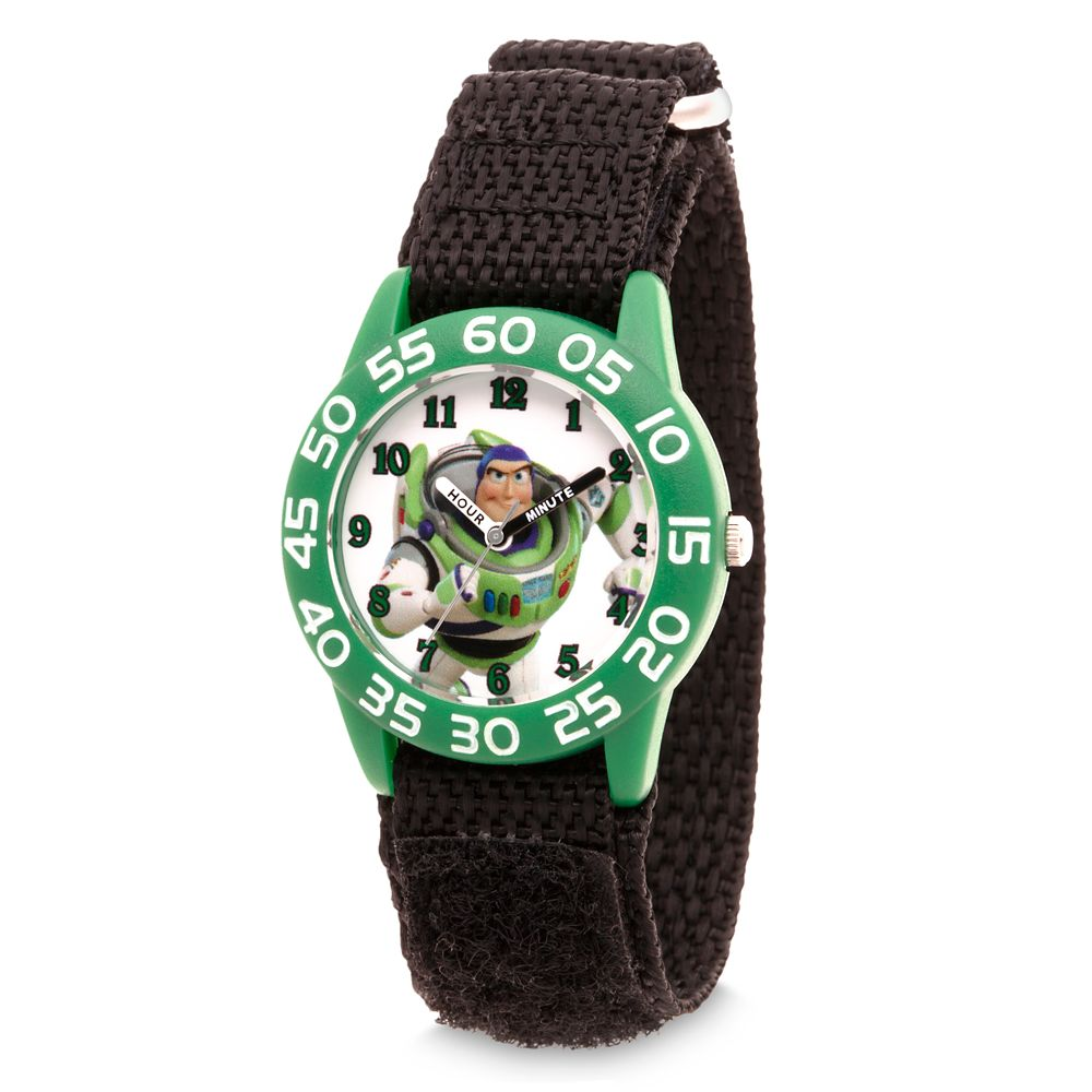 Buzz Lightyear Time Teacher Watch for Kids – Toy Story 4