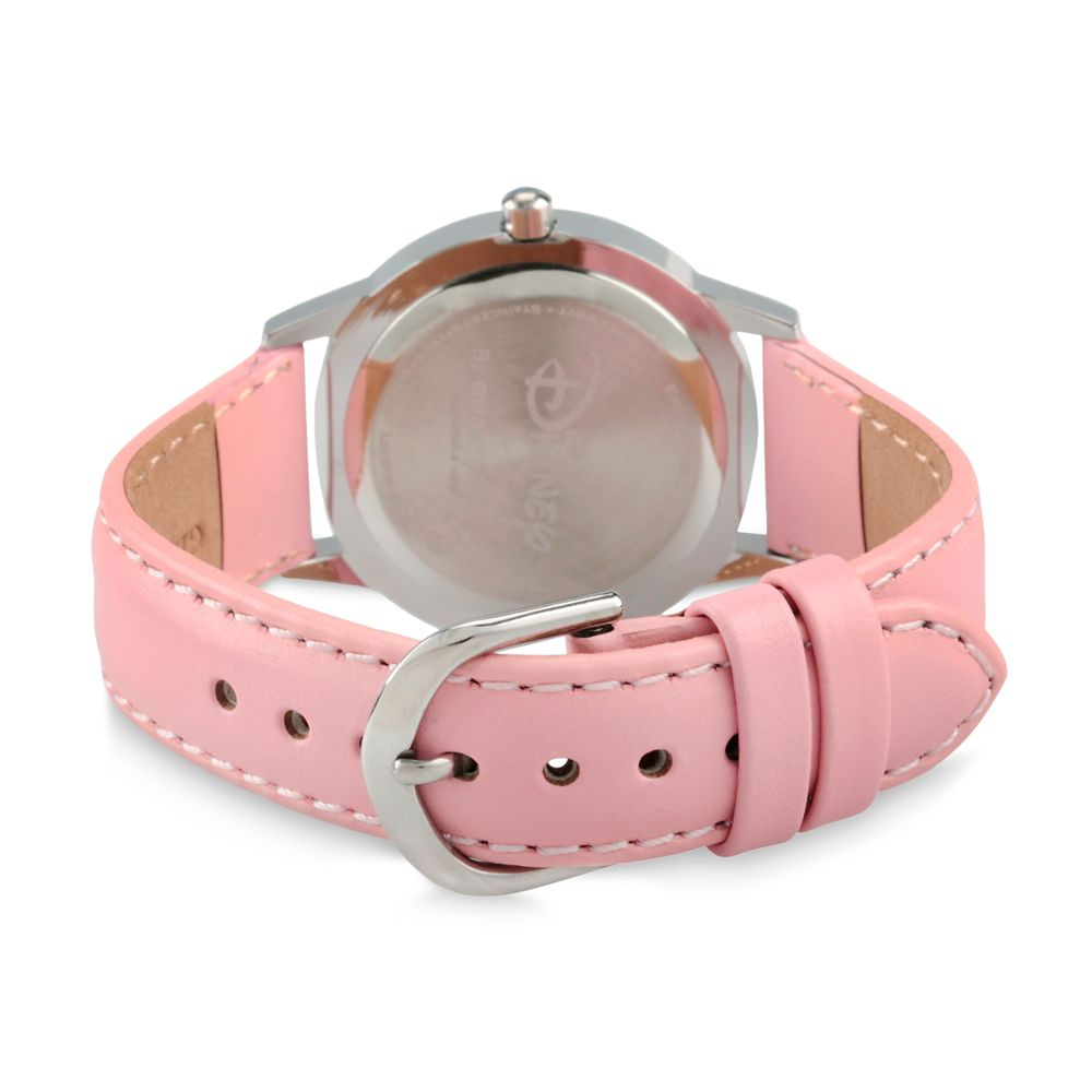 Minnie Mouse Stainless Steel Time Teacher Watch for Kids