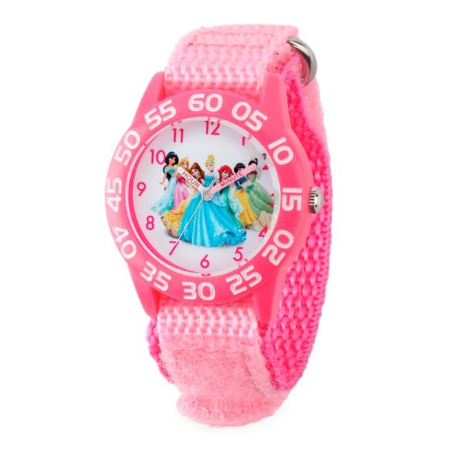 Disney Princess Time Teacher Watch for Kids