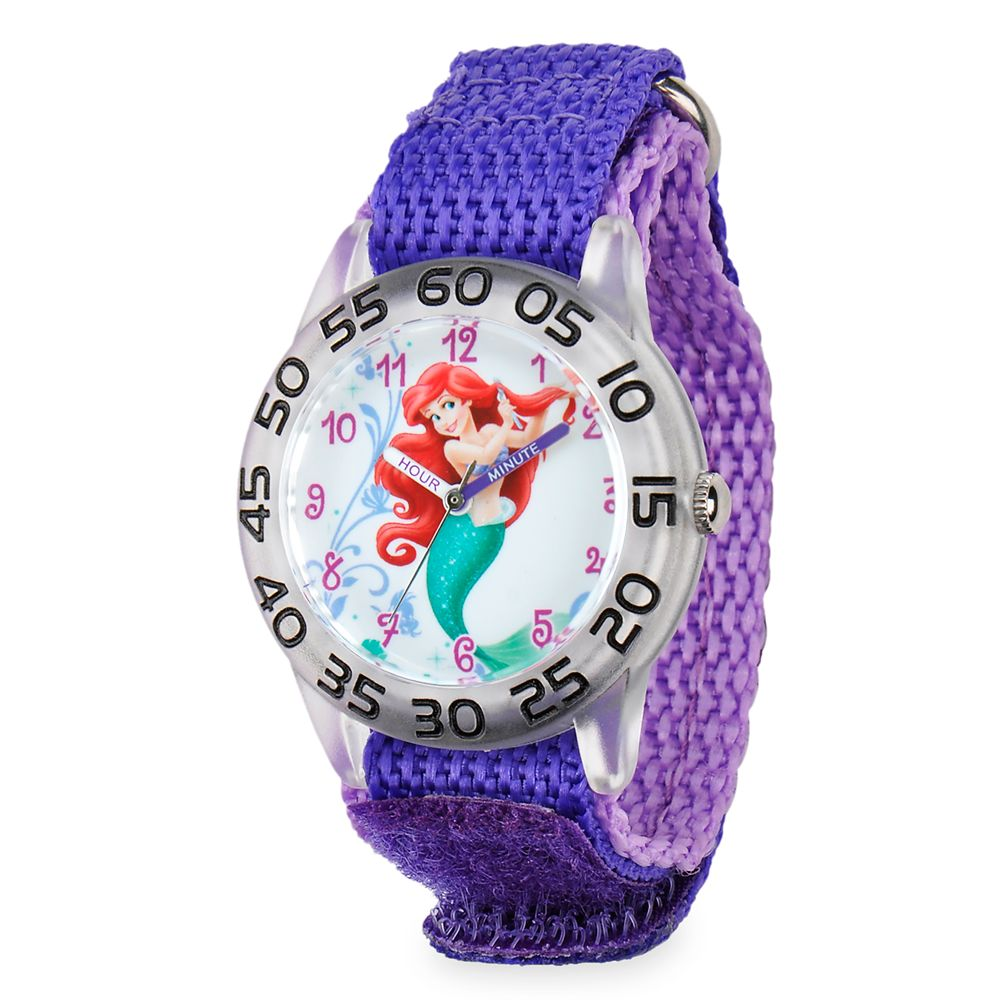 Ariel Time Teacher Watch for Kids – The Little Mermaid