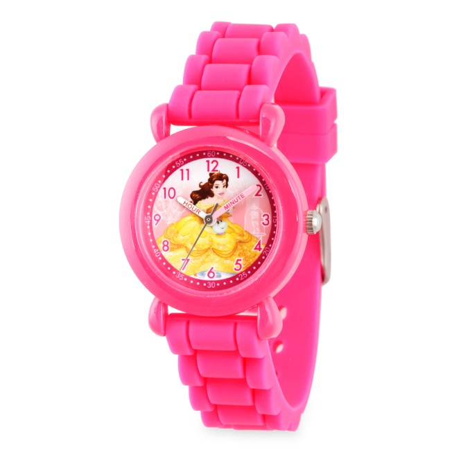 Belle Time Teacher Watch for Kids – Beauty and the Beast