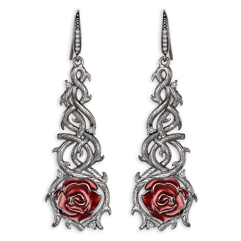 Sleeping Beauty Briar Rose Earrings by RockLove
