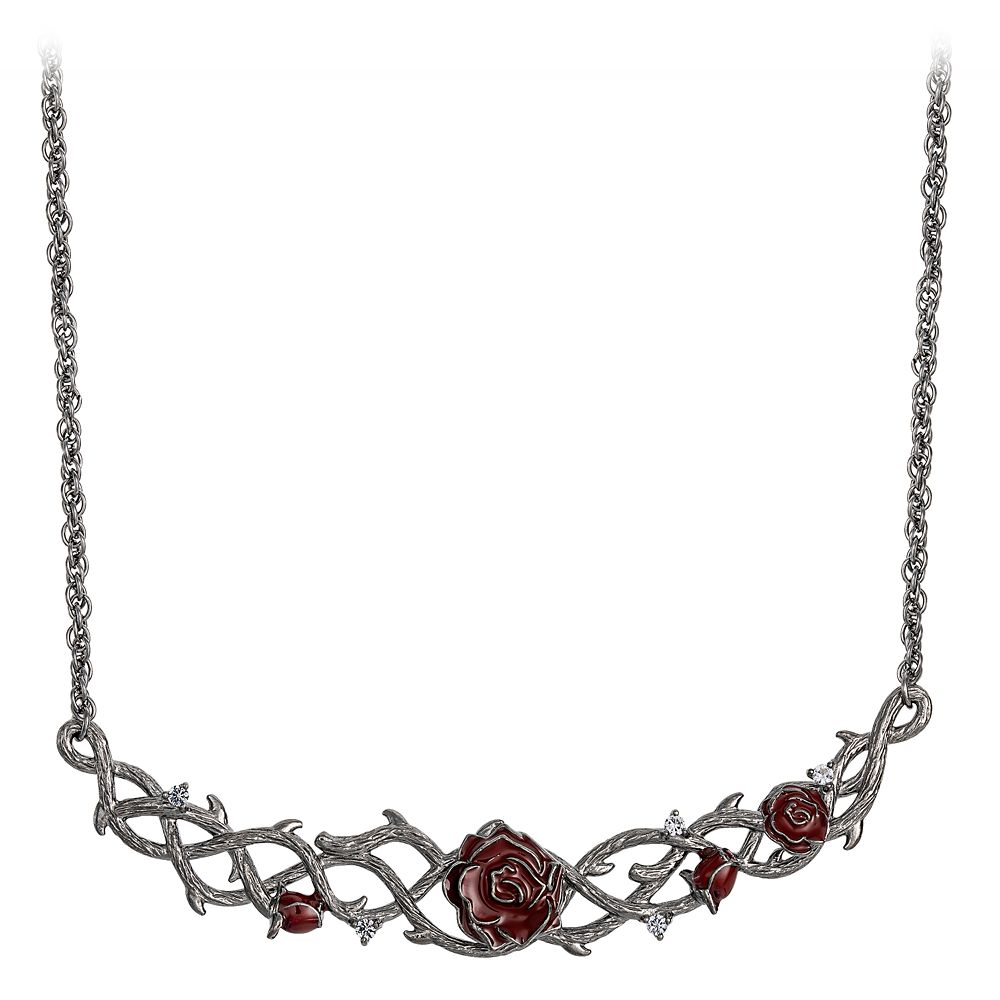 Sleeping Beauty Briar Rose Collar Necklace by RockLove