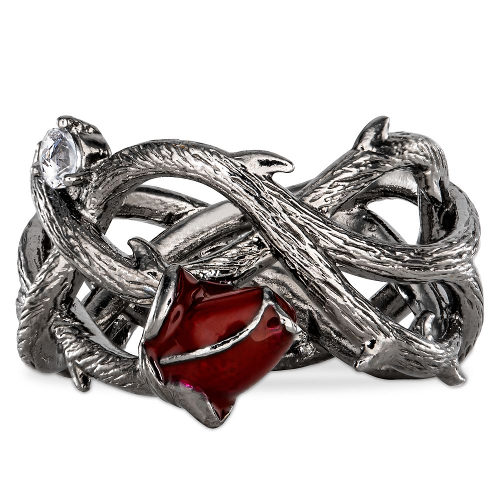 Sleeping Beauty Briar Rose Ring by RockLove