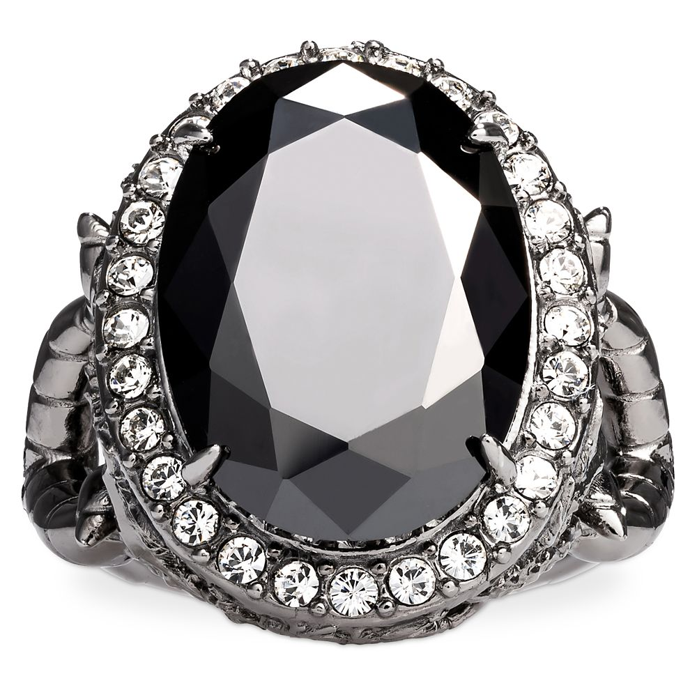 Maleficent Oval Crystal Ring by RockLove