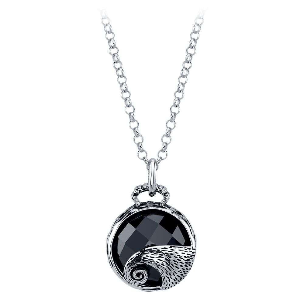Jack Skellington and Sally Pendant Necklace by RockLove