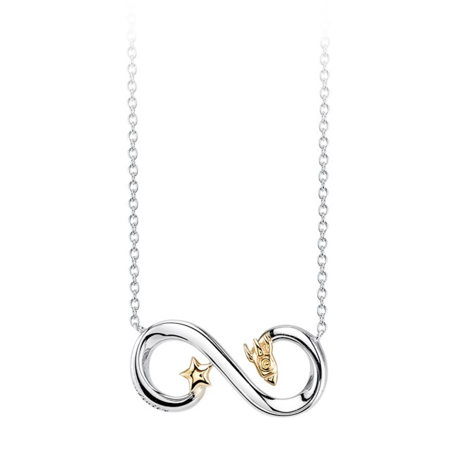 Toy Story To Infinity and Beyond Necklace for Women