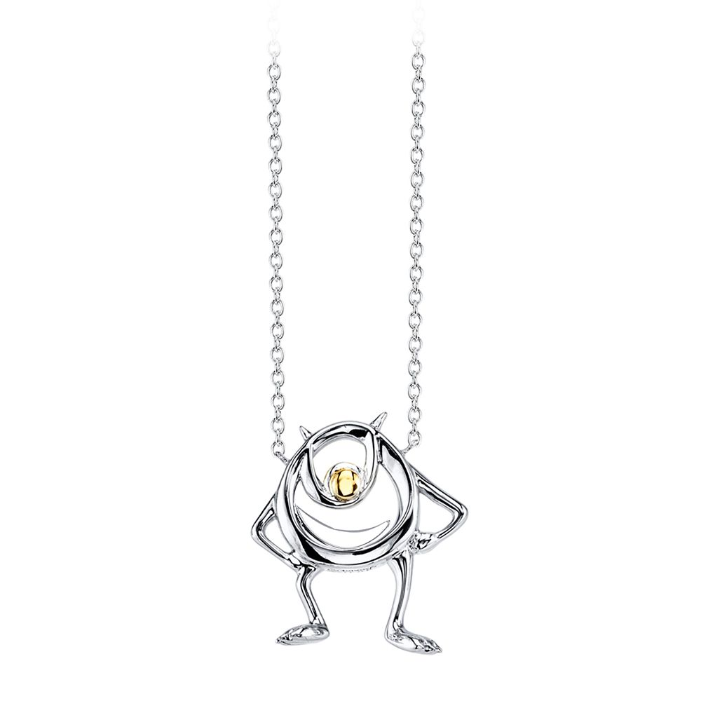 Mike Wazowski Necklace for Women – Monsters, Inc.